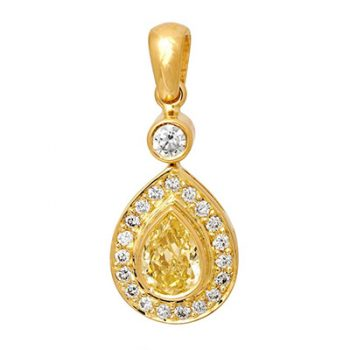 Diamond Pendant – EDP006